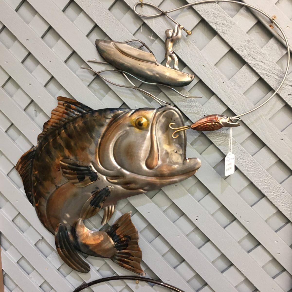 Fly-Fishing Wall Art - Home & Garden Decor - Cochrane ...